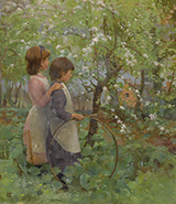 The Orchard By Elizabeth Forbes