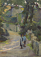 Off to School By Elizabeth Forbes