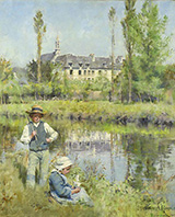 The Convent 1882 By Stanhope Forbes
