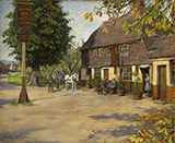 The Woolpack Inn 1937 By Stanhope Forbes