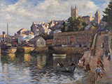 Abbey Slip 1921 By Stanhope Forbes