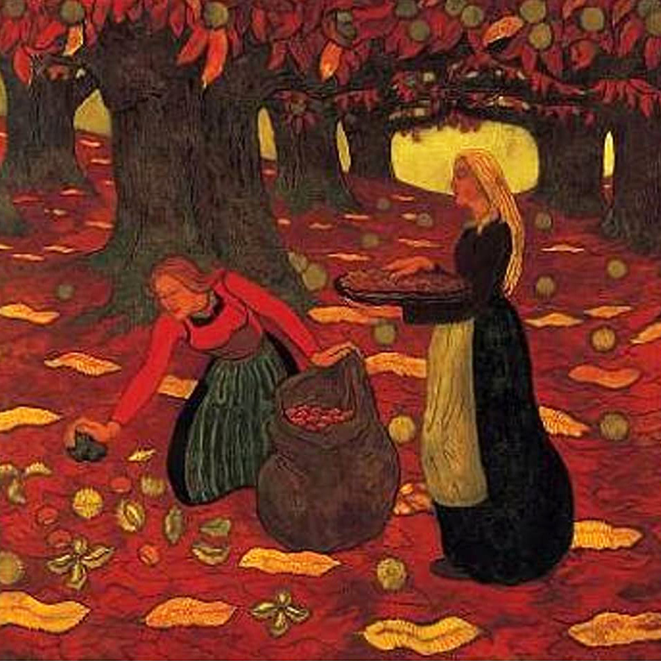 Oil Painting Reproductions of Georges Lacombe