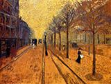 Avenue de Neuilly By Paul Serusier