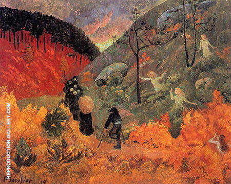 The Times 1919 By Paul Serusier
