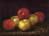 Still Life with Apples By Charles E Porter