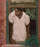Window By Ernest Crichlow