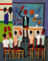 Comments of the Day c1944-45 By William H Johnson