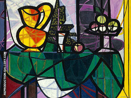 Shattered Hearts By Pablo Picasso - Oil Paintings & Art Reproductions - Reproduction Gallery