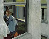 Apartment Houses 1923 By Edward Hopper