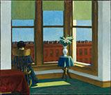 Room in Brooklyn 1932 By Edward Hopper