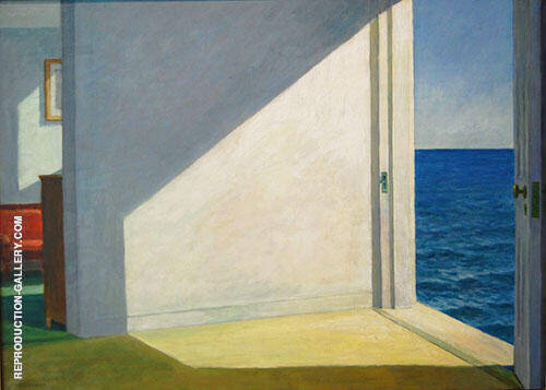 Rooms by the Sea 1951 By Edward Hopper
