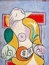 La Lecture 1932 By Pablo Picasso