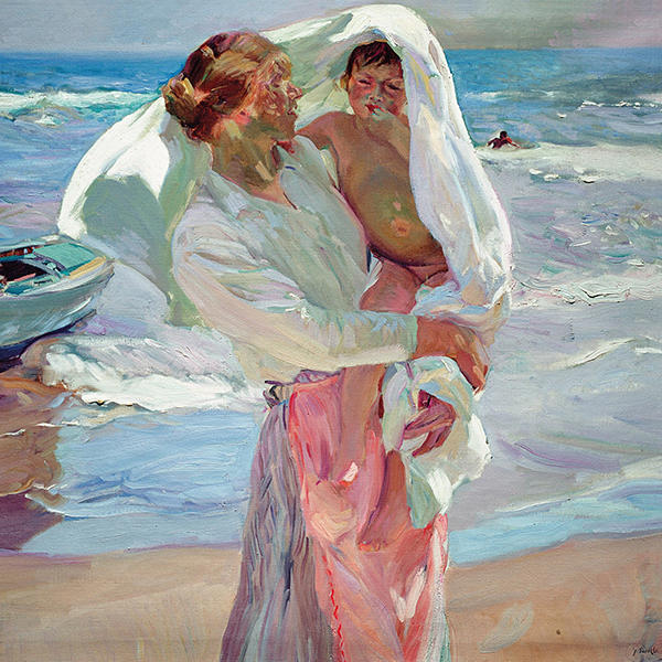 Oil Painting Reproductions of Joaquin Sorolla