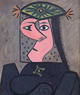 Bust of a Woman 1943 By Pablo Picasso