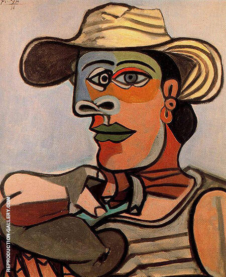 The Sailor 1938 By Pablo Picasso