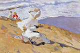 Capturing the Moment 1906 By Joaquin Sorolla