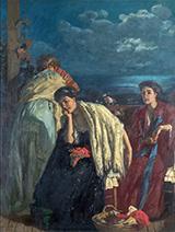 The Sonata 1909 By Rupert Bunny