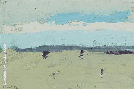 Honfleur By Nicolas De Stael