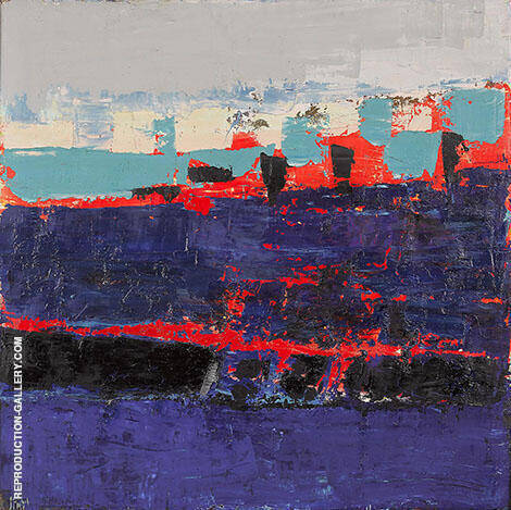 Oil Painting Reproductions of Nicolas De Stael
