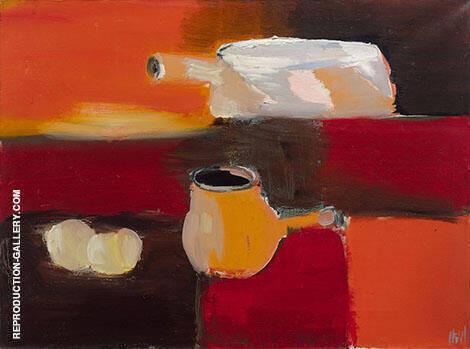 Still Life Poleon By Nicolas De Stael