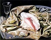 The Seashell 1941 By Tamara de Lempicka
