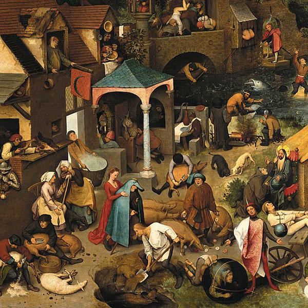 Oil Painting Reproductions of Pieter The Elder Bruegel