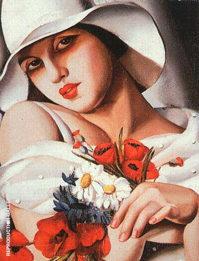 High Summer By Tamara de Lempicka