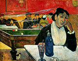 Night Cafe at Arles 1888 By Paul Gauguin