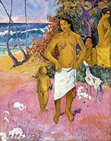 Bathers Baigneurs Bathers 1902 By Paul Gauguin