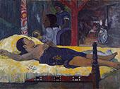Son of God, Te Tamari no Atua 1896 By Paul Gauguin