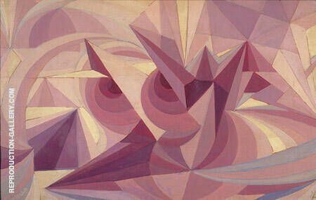 Futurealta By Giacomo Balla