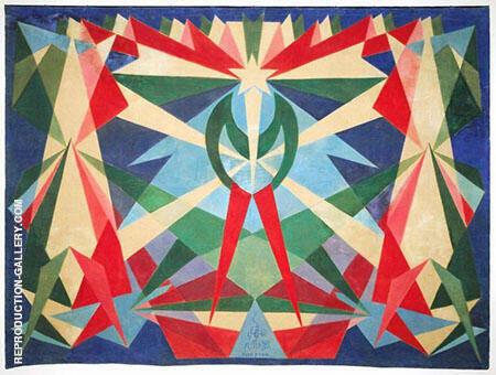 Futurista By Giacomo Balla