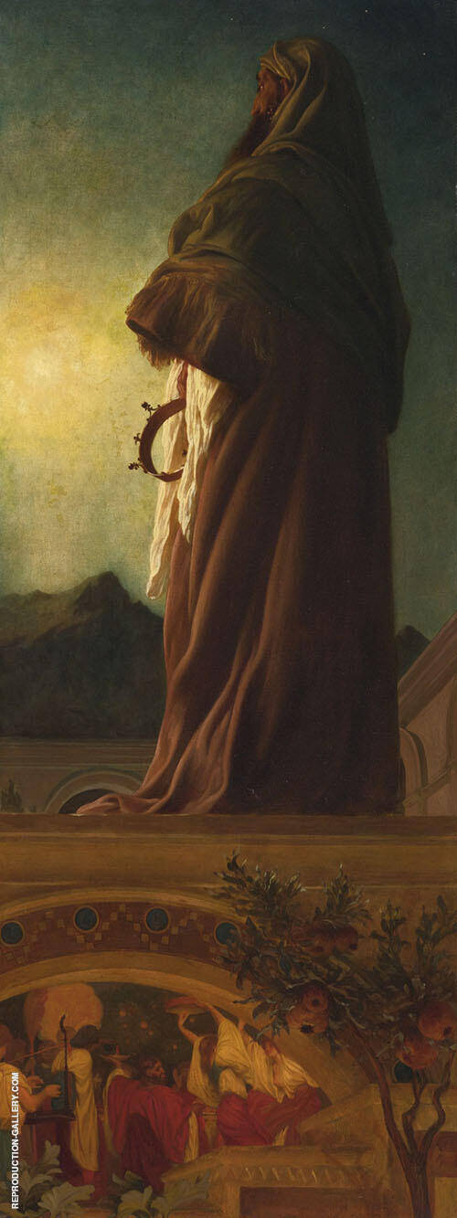 The Star of Bethlehem 1862 By Frederick Lord Leighton
