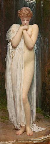 Crenaia c1880 By Frederick Lord Leighton