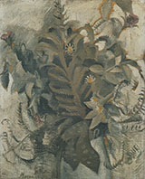 Flowers 1913 By Giorgio Morandi