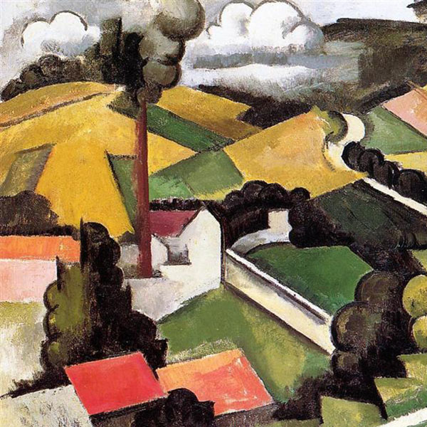 Oil Painting Reproductions of Roger de La Fresnaye