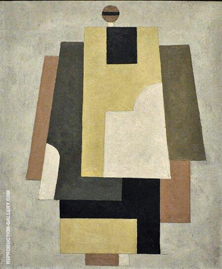 Cocomero e Liquori 1914 Painting By Ardengo Soffici - Reproduction Gallery