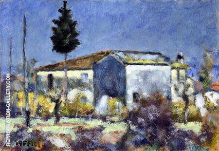 La Casa Del Berna By Ardengo Soffici