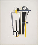 9 Gravediggers 1923 By El Lissitzky