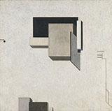 Proun 1 C By El Lissitzky