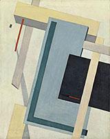 Proun 4 B By El Lissitzky