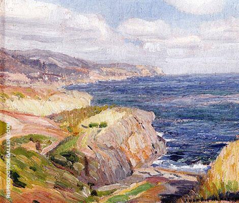 Laguna Cove By Joseph Kleitsch
