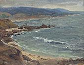 Laguna Beach 2 By Joseph Kleitsch