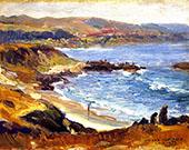 Laguna Beach 1924 By Joseph Kleitsch