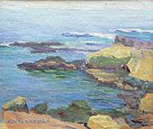 Laguna Shores By Joseph Kleitsch