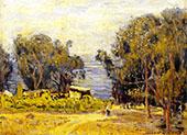 Laguna By Joseph Kleitsch