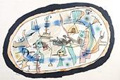 Break of Day 1958 By Joan Miro