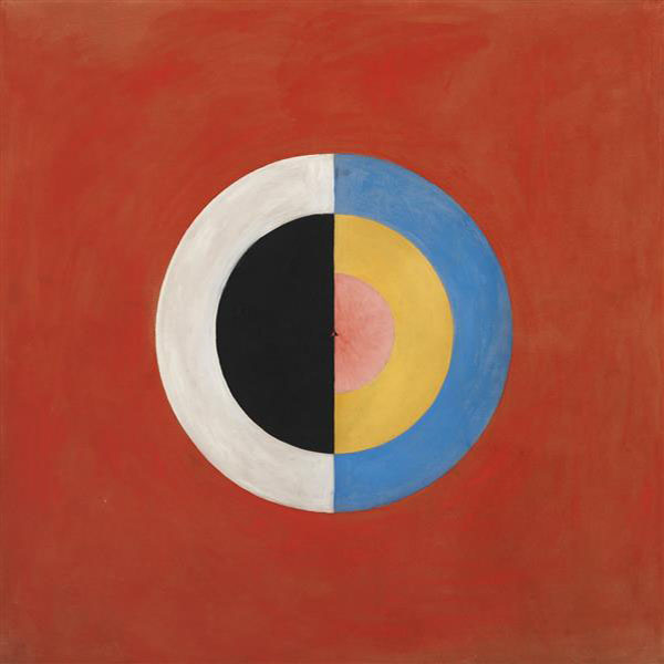 Oil Painting Reproductions of Hilma AF Klint
