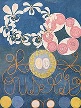 The Ten Largest No 1 1907 By Hilma AF Klint