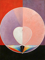 What a Human Being Is By Hilma AF Klint